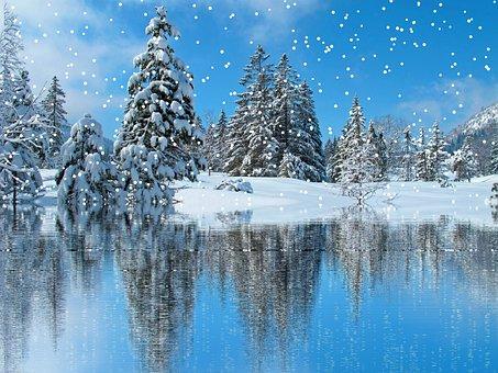 Joulu maisema ilmaisia kuvat pixabayssa for Immagini desktop inverno