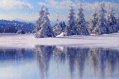 Winterlandschaft Bilder Pixabay Kostenlose Bilder Herunterladen