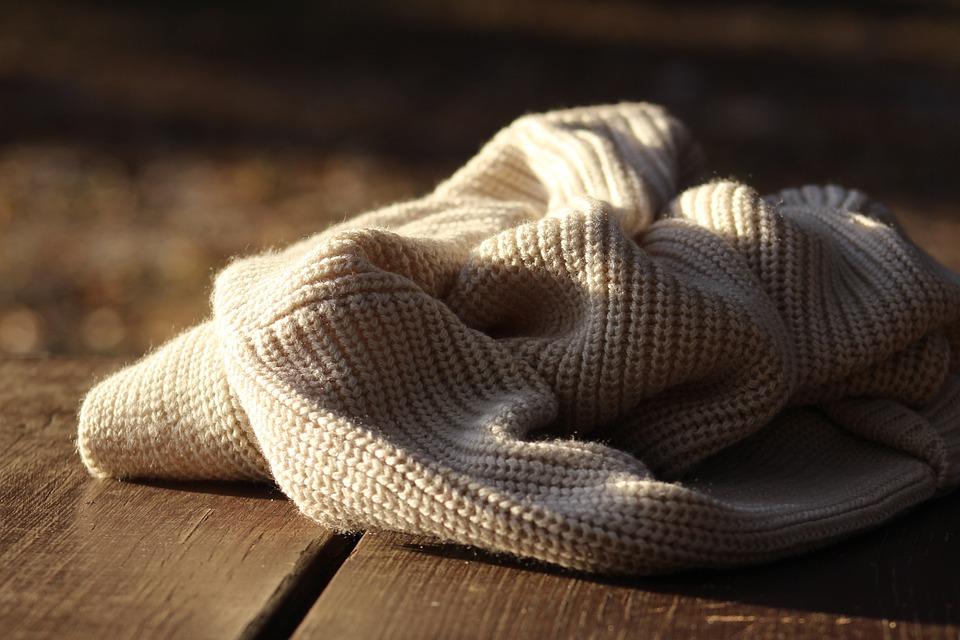 Sweter, zapach, wspomnienie