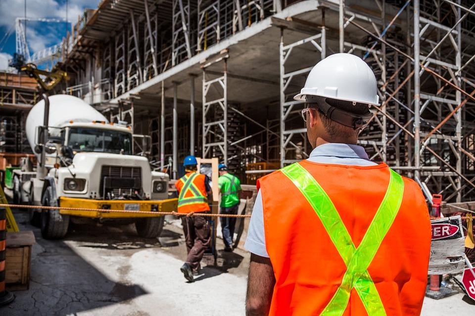 Строительство, Рабочий, Безопасности