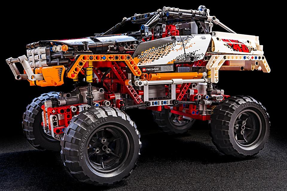 Monster Truck Lego Technic - Free photo on Pixabay
