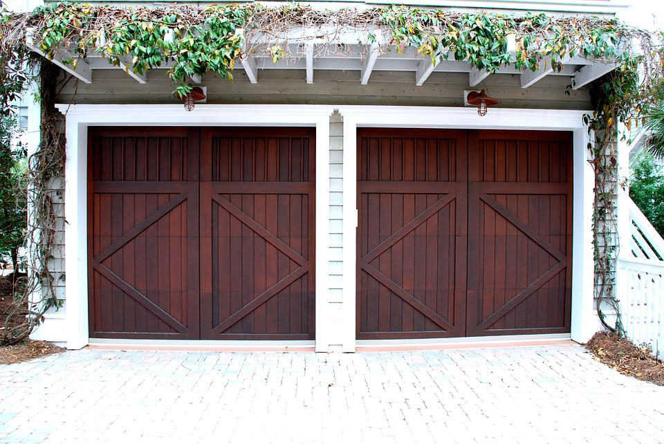 Garage Door Overhead - Free photo on Pixabay