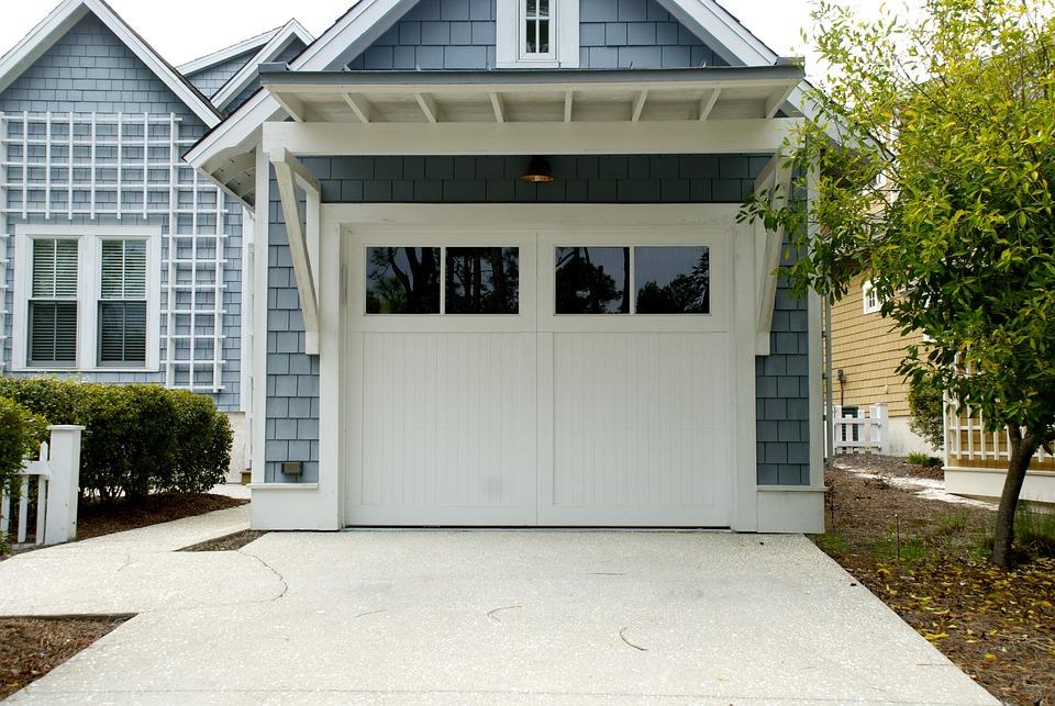 Garage Door Overhead Free Photo On Pixabay