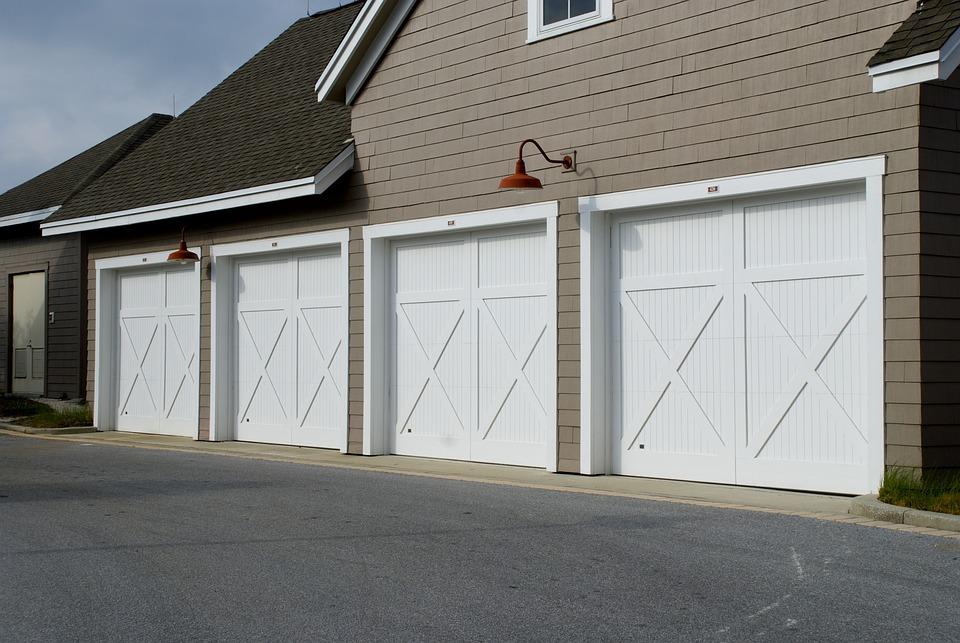 Free Photo Garage Door Door Overhead Door Free Image