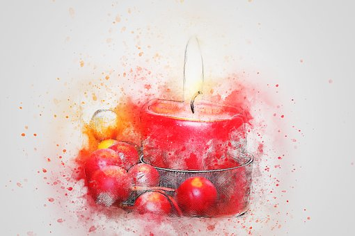 Christmas, Candle - Free pictures on Pixabay