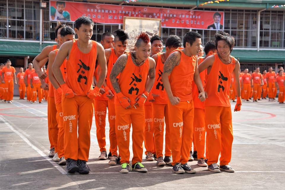 Filipino Prisoners