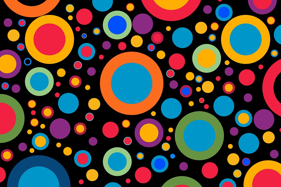 Wallpaper Pattern Colorful Free photo on Pixabay