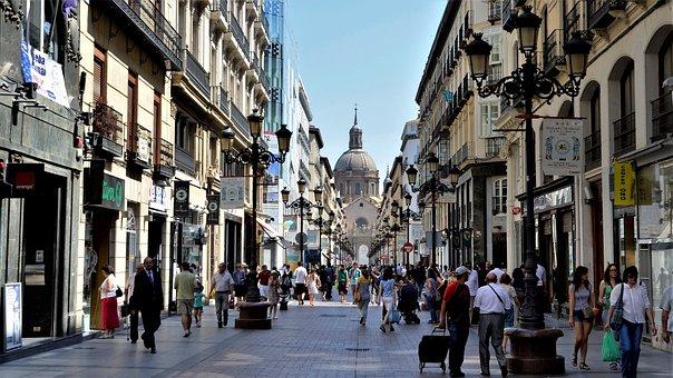 Qué ver qué hacer en Zaragoza, Vista Centro de la Ciudad