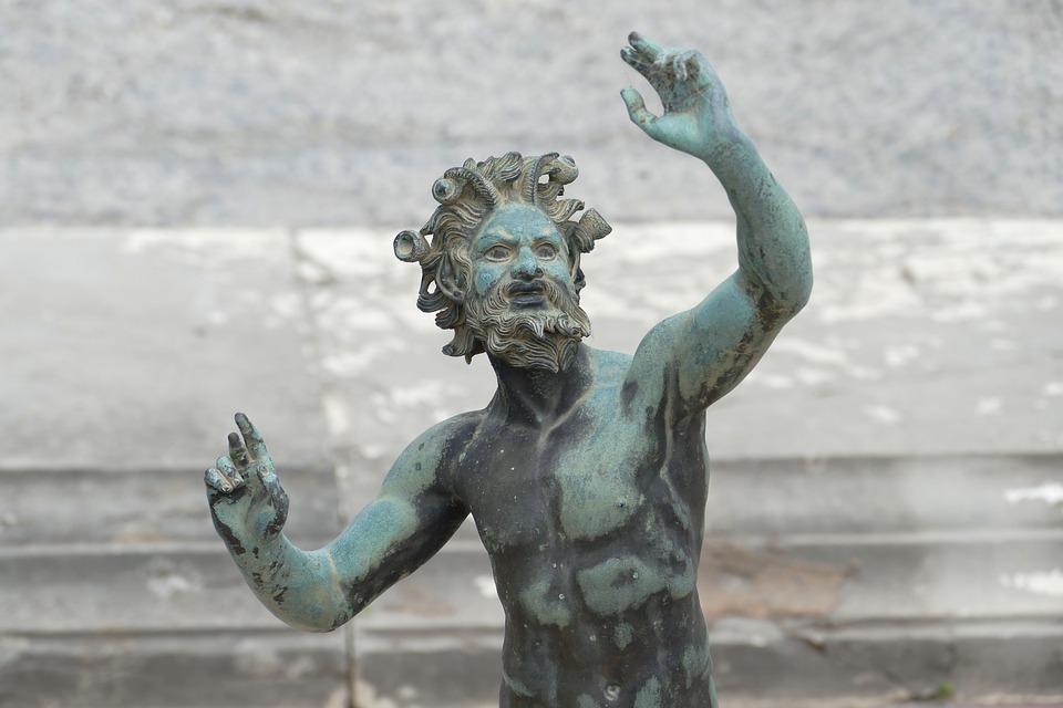 Pompeya, Italia, Nápoles, Antigüedad