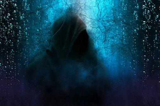 Hooded Man, Mystery, Scary, Hood, Horror