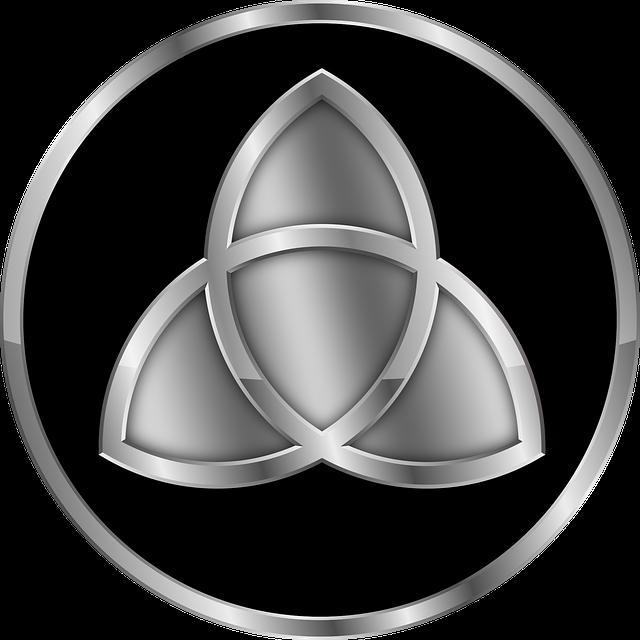 triquetra trinity symbol  u00b7 free image on pixabay