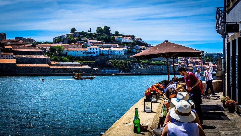Fluss In Portugal porto fluss essen kostenloses foto auf pixabay