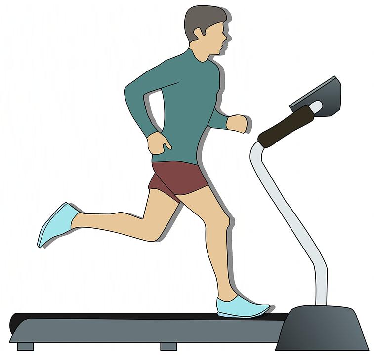 Treadmill Sport Running - Free image on Pixabay