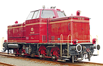 diesel locomotive, operational