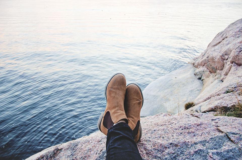 Stehen Wasser Stiefel Kostenloses Foto auf Pixabay