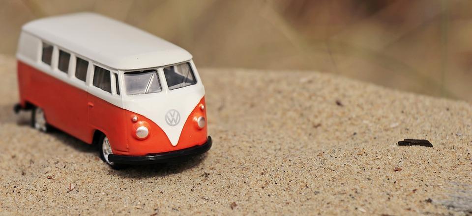 Auto, Toy Car, Bus, Vw, Vehicle, Car, Transport, Vw Bus