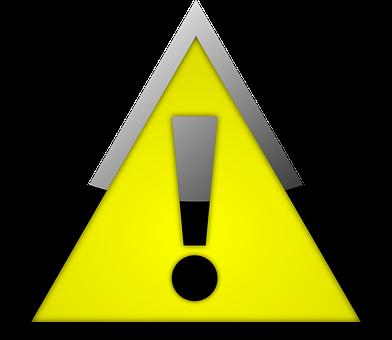 注意, 警告, 記号, シンボル, アイコンを, 安全性, アラート, 問題