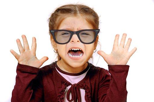 女の子, メガネ, 参照してください, 悪い, 防衛, 眼鏡フレーム