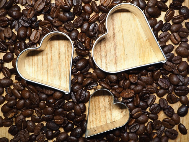 u003cbu003eCoffeeu003c/bu003e Beans Heart - Free photo on Pixabay