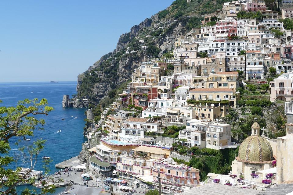 Amalfi, Positano, Picturesque, Mediterranean, Italy