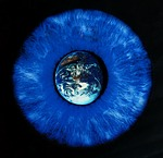 eye, earth, world