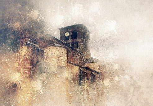 Chiesa, Torre Campanaria, Religioso