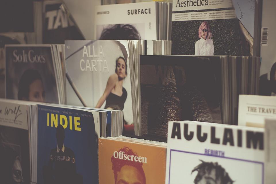 Music Magazine Journalism - Free photo on Pixabay