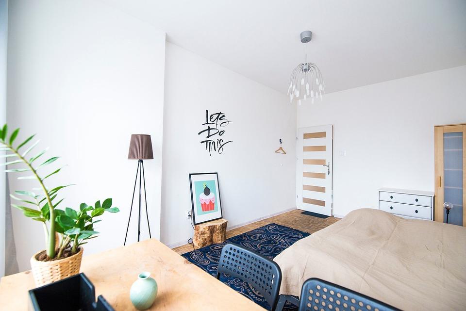 Cama Mesa Interior · Foto gratis en Pixabay