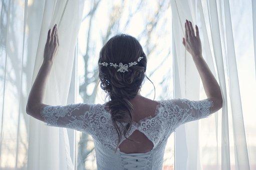 Люди, Женщина, Невеста, Свадьбы, Брак