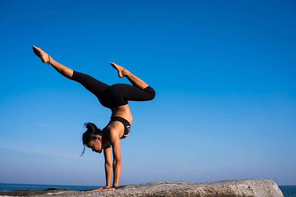 Yoga Bilder Kostenlose Bilder Herunterladen Pixabay