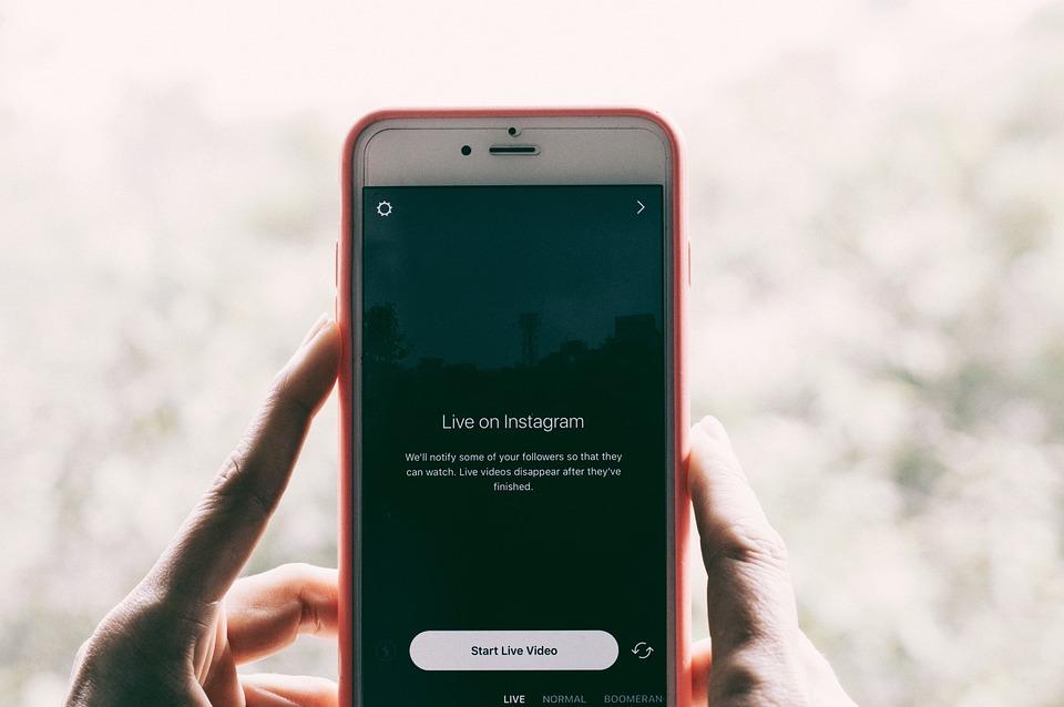 instagram live, increase followers on instagram