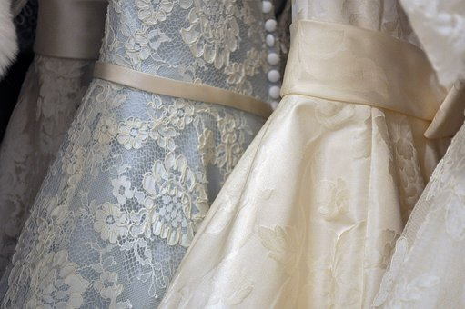 Gown, Dress, Formal, Bride, Wedding