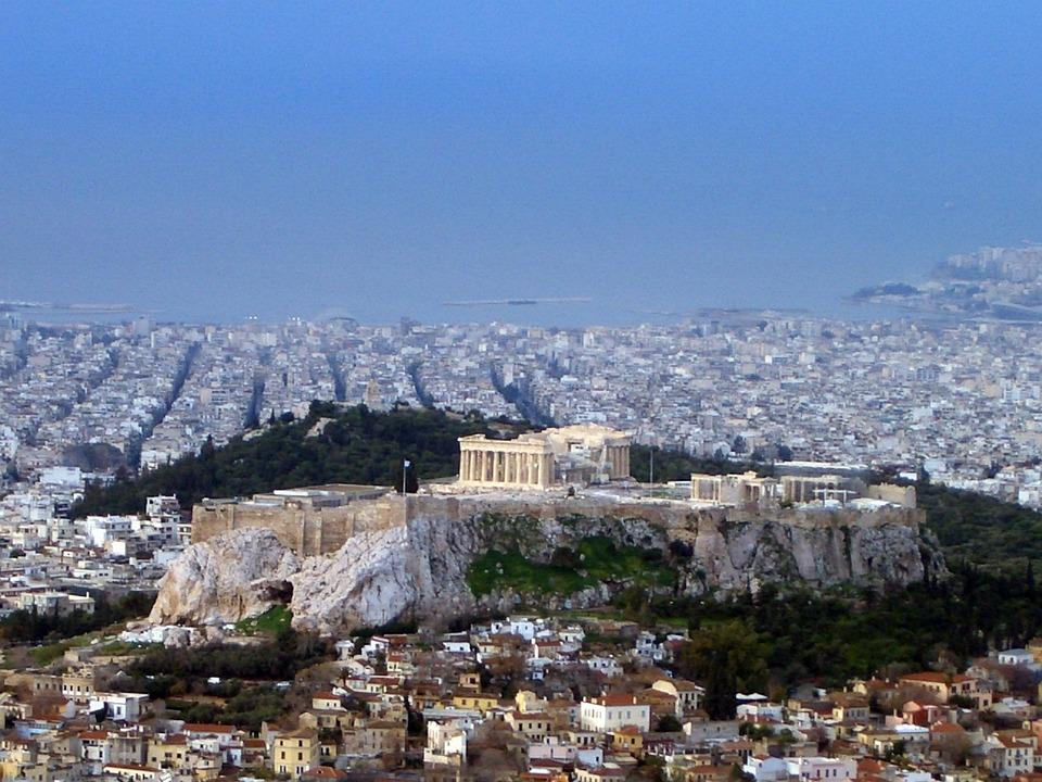 Acropoli Atene Grecia - Foto gratis su Pixabay