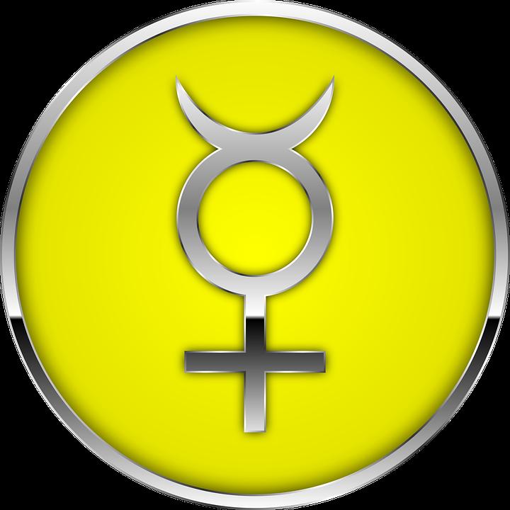 Mercury Planet Sign Free Image On Pixabay