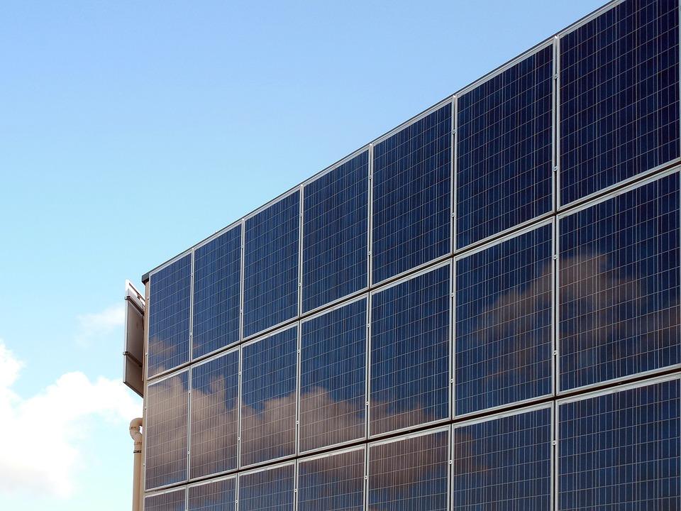 Des Cellules Solaires, Énergie Solaire, Photovoltaïque