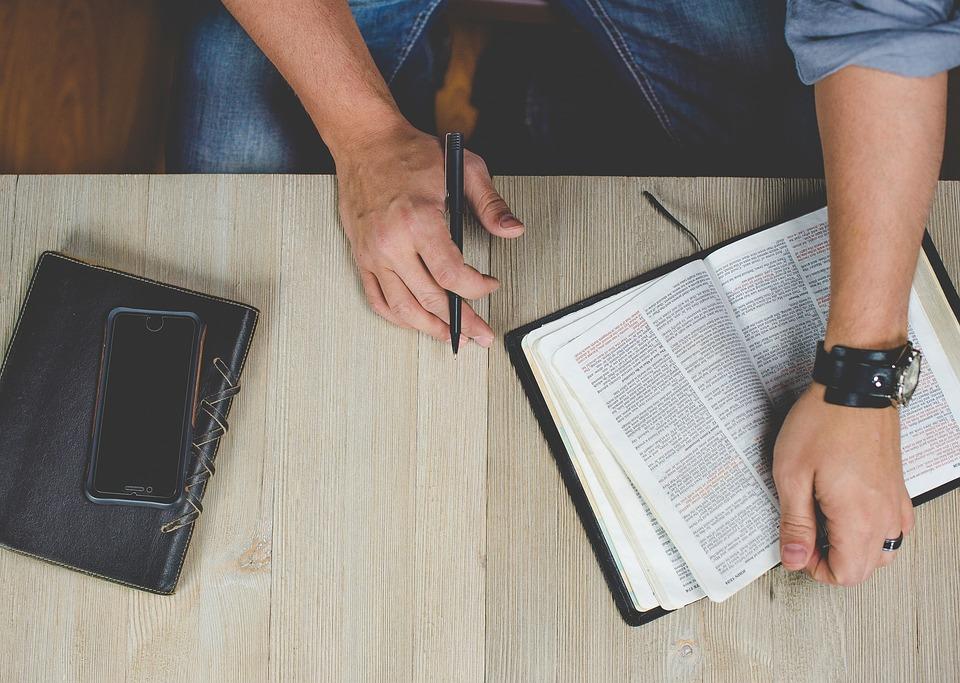 Ludzie, Człowiek, Urząd, Biznesu, Religii, Biblia