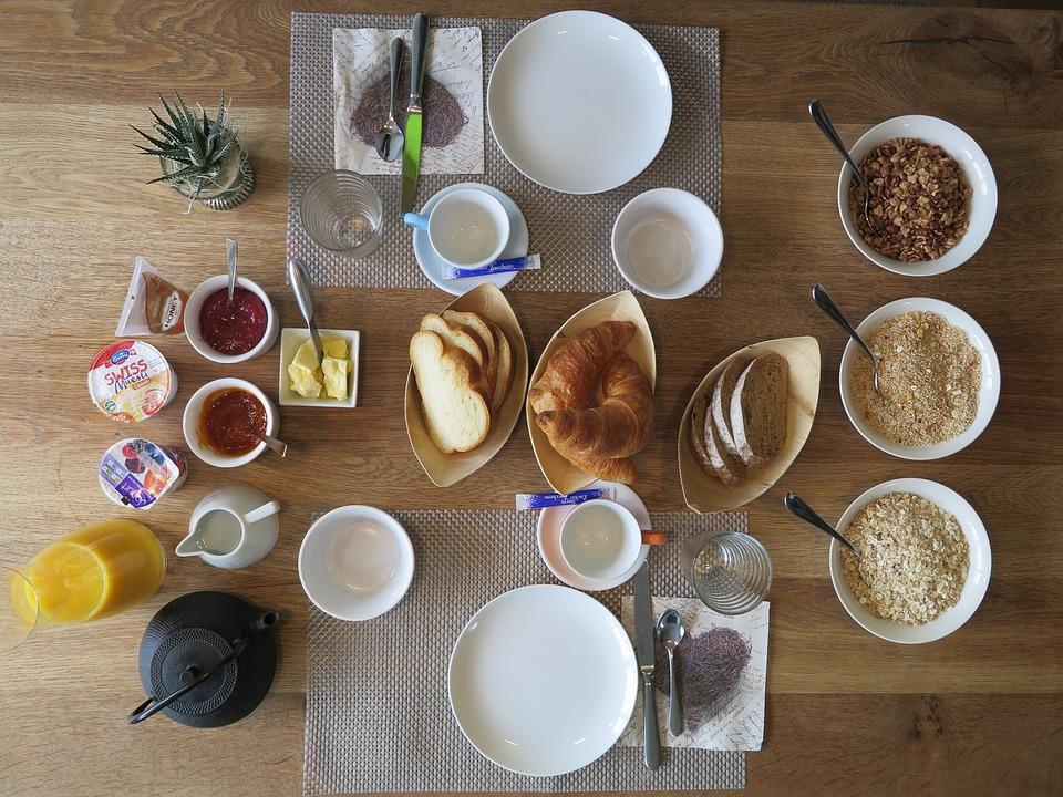 Desayuno, Comentario, Alimentos, B B, Producto Natural