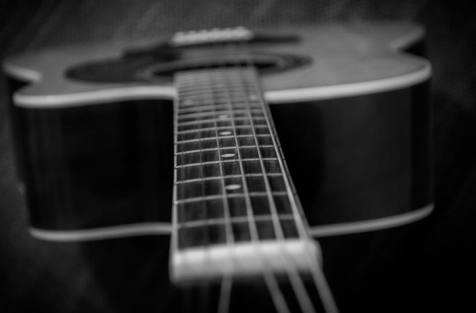Download 93 Gambar Gitar Hitam Putih Paling Baru Gratis HD