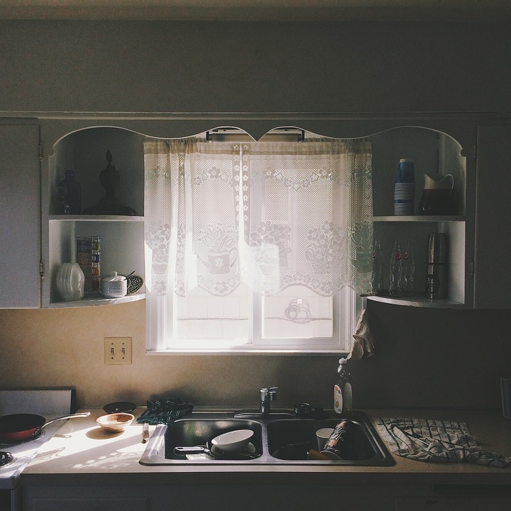 Free Photo: Kitchen, House, Home, Dish, Sink - Free Image On