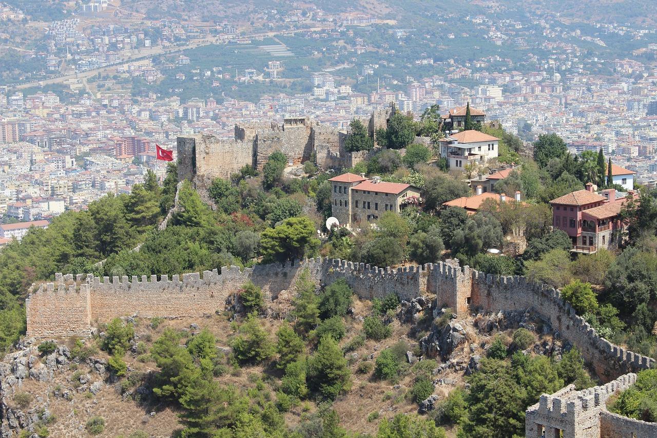 Alanya Turkey Old Town - Free photo on Pixabay