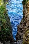 landscape, rocky, blue