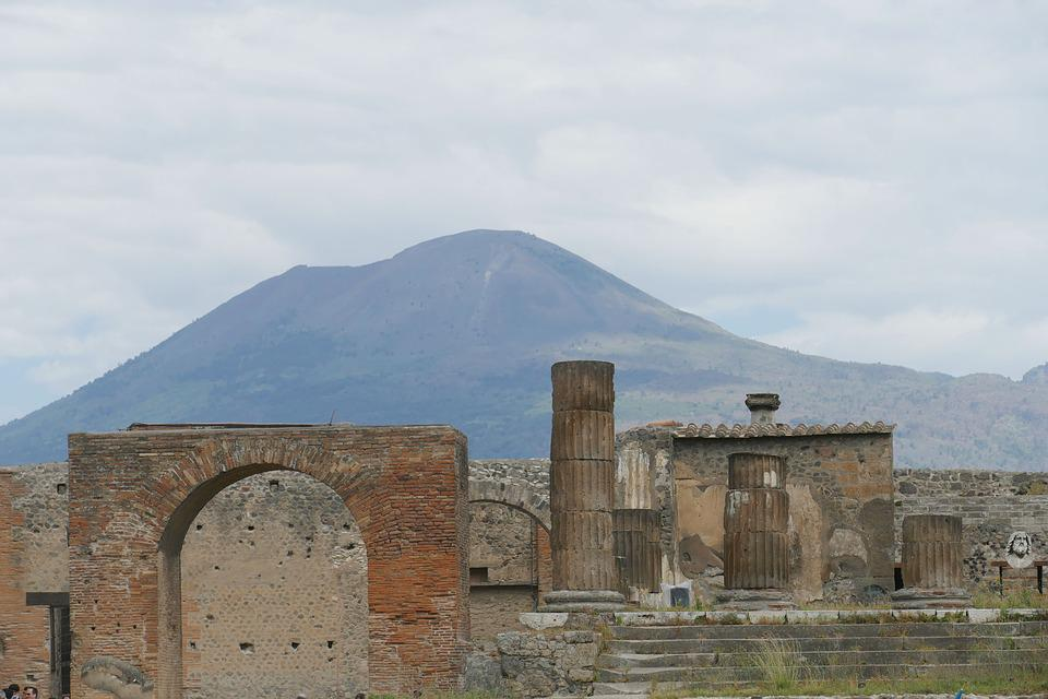 Pompeii, Naples, Unesco World Heritage Site
