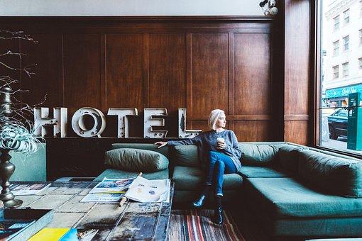 Hoteles en París, Alojamientos