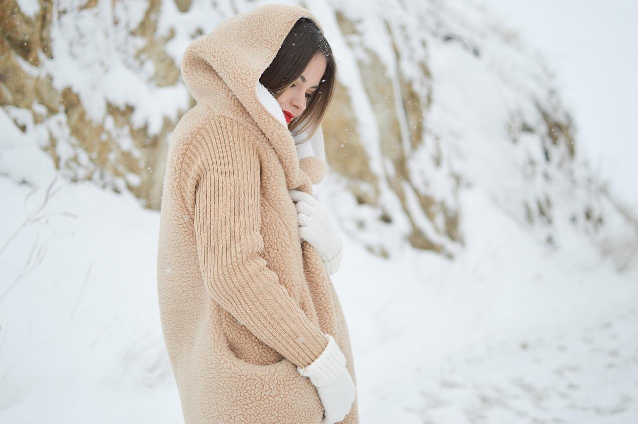 Зимний уход за жирной кожей