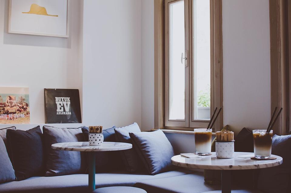 Interior Design Architecture Sofa Couch Table