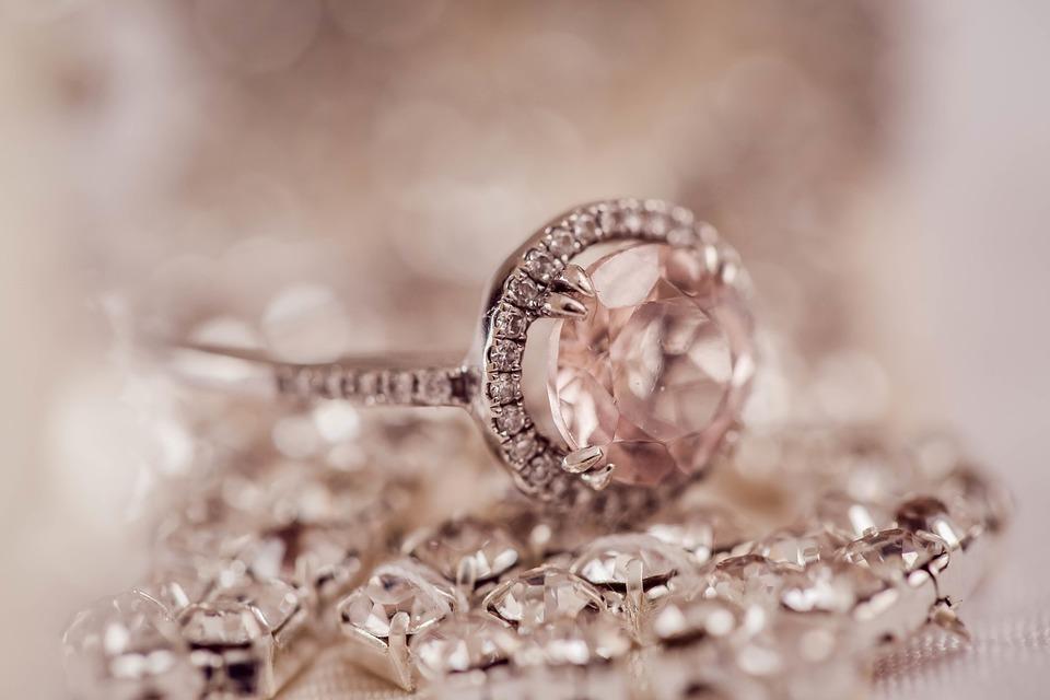 Diamond, Ring, Jewelry, Brown Diamond, Brown Jewelry