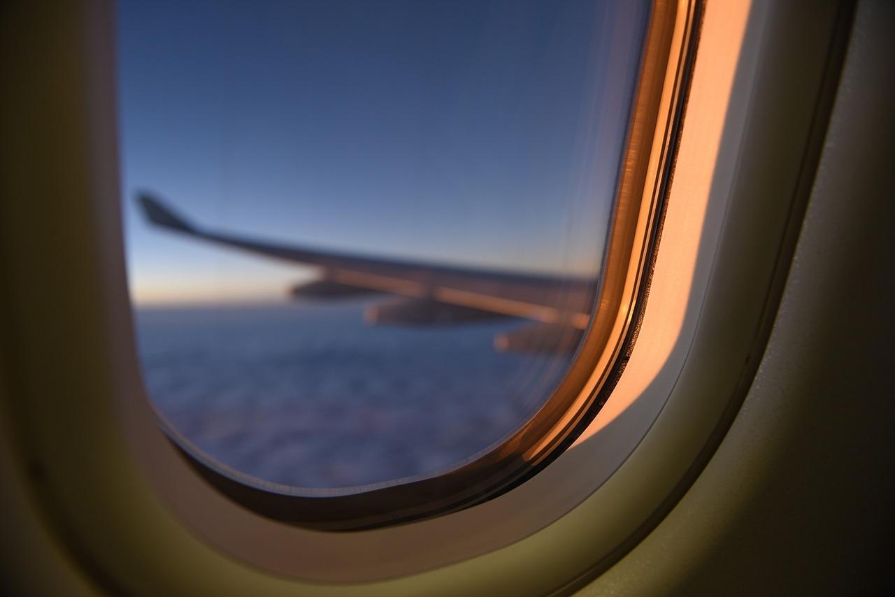 Airplane Window Airline - Free photo on Pixabay