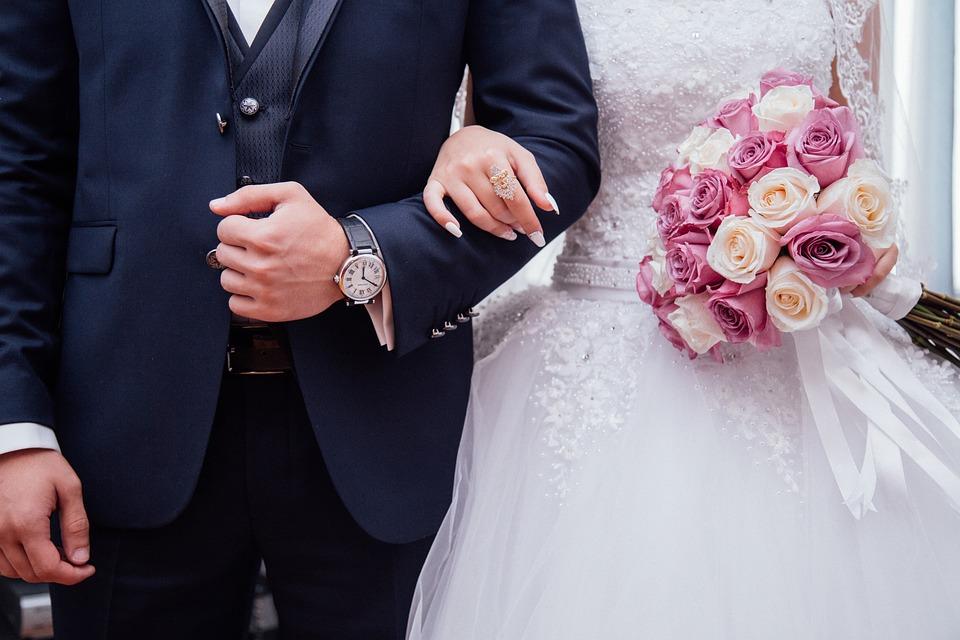 Wedding, Marriage, Husband, Wife, Bride, Groom
