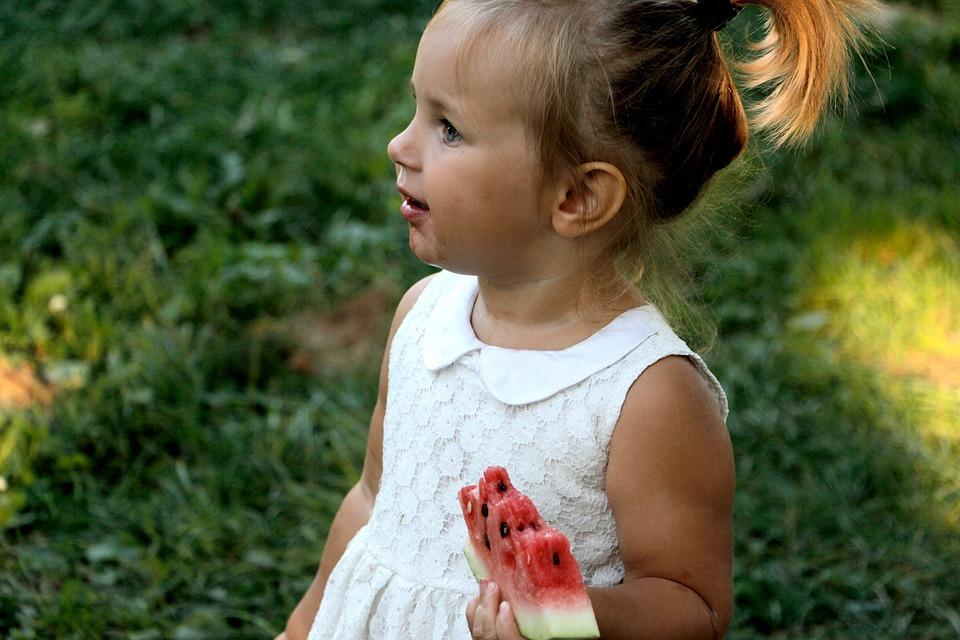 Personnes, Bébé, Jeune Fille, Enfant, Bambin, Manger
