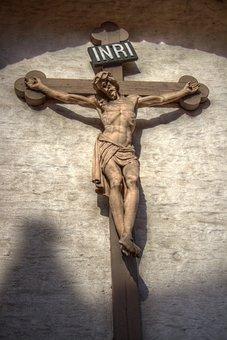 Fé, Cruz, Jesus, Religião, Cristianismo